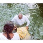 Baptism On Krishnagiri Dam