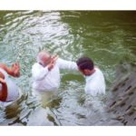 Baptism On Krishnagiri Dam